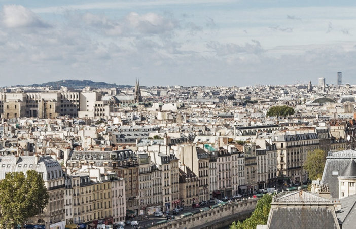How can we explain the sharp increase in residential property prices per m² in Paris? Are we at the height of a Parisian property bubble?