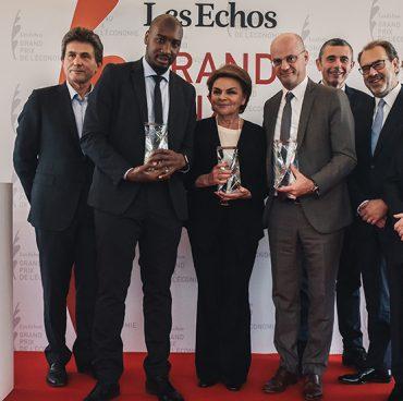 Accuracy – partner of the Grand Prix de l'Economie/Les Echos